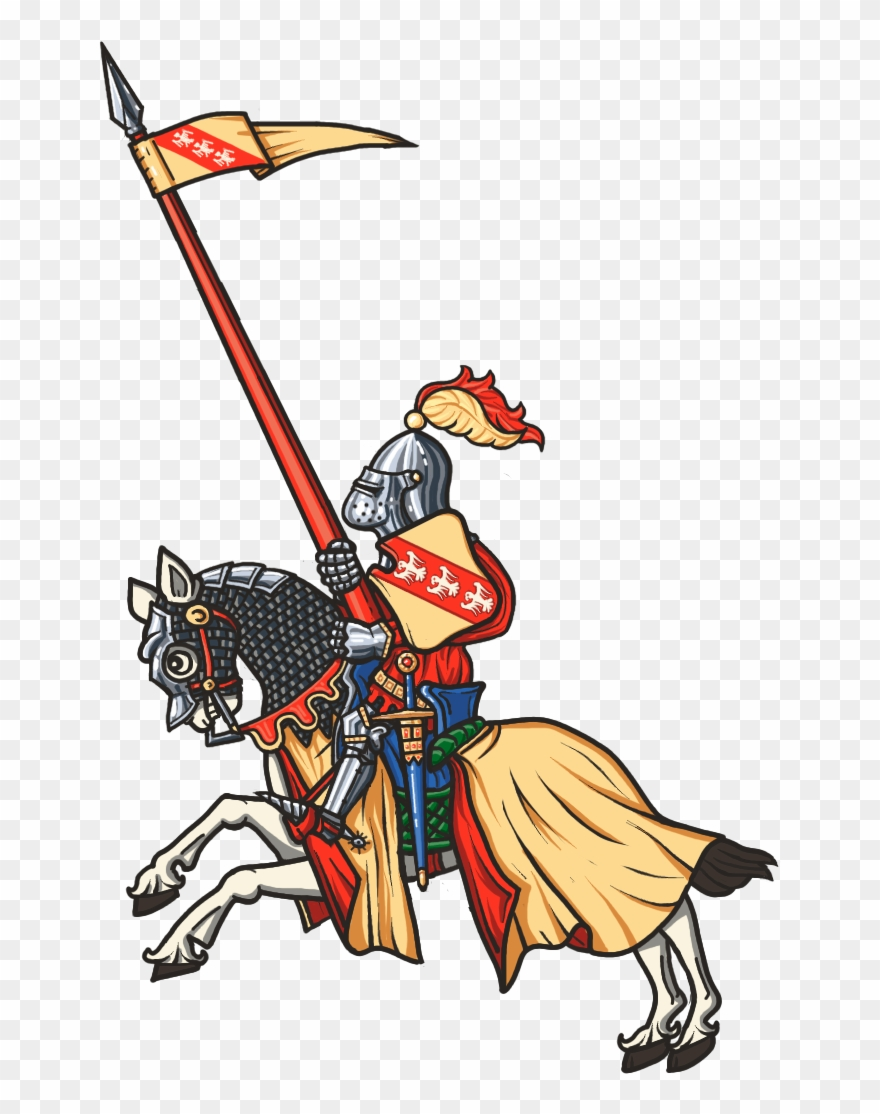 Png download pinclipart . Knight clipart normans