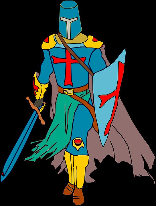 Knight clipart protector. Battle frames illustrations hd