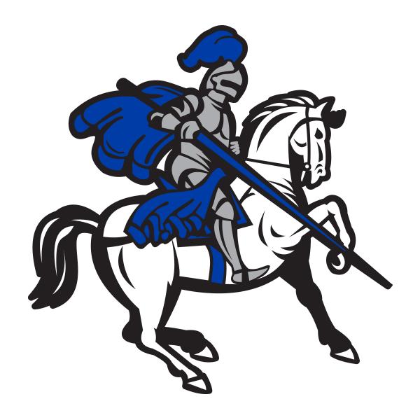 Knight clipart royal horse. Blue on temporary tattoo