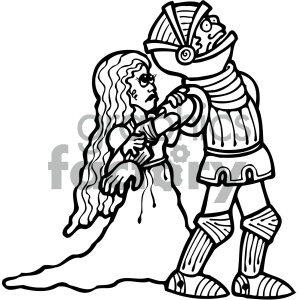 Knight clipart royalty free. Images graphics factory