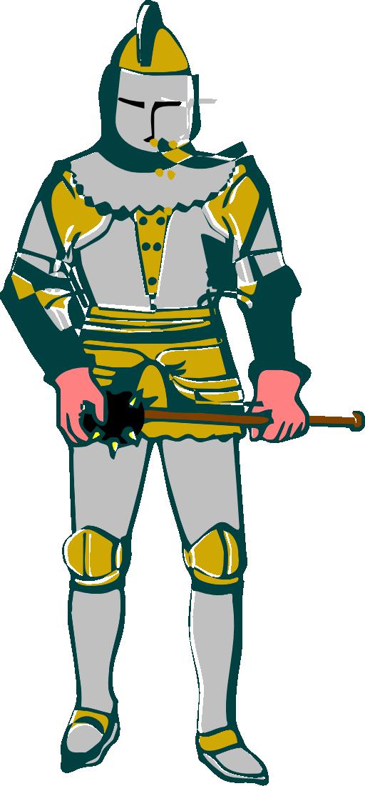 I public domain. Knight clipart royalty free