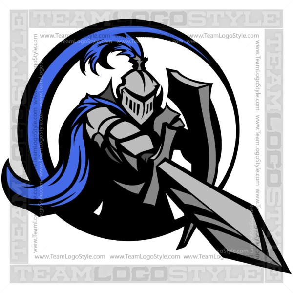 X free clip art. Knight clipart strong