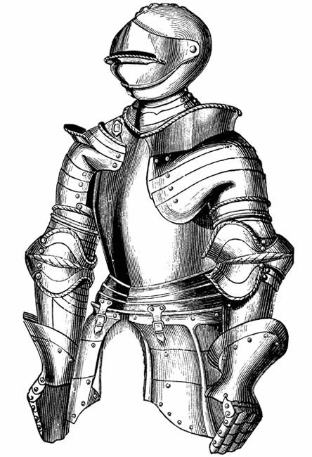 Medieval clipart knight armor. Everybody needs a suit