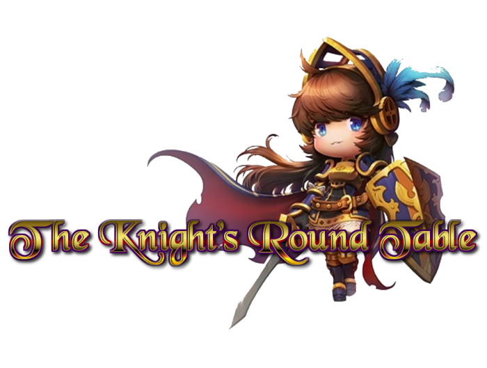 Knight forums official maplestory. Knights clipart the round table
