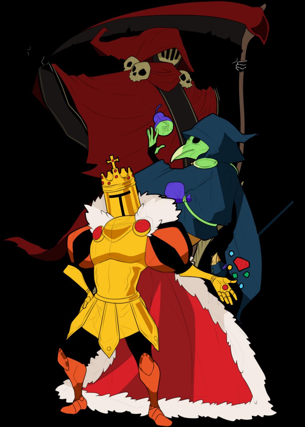 Knight clipart victorious. Shovel fan art by