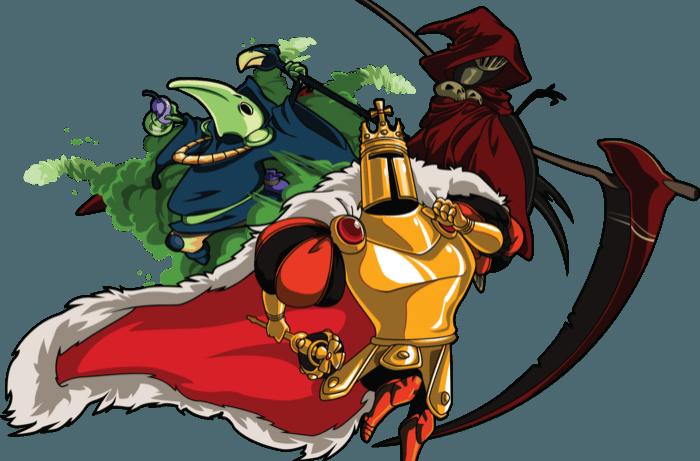 Shovel knight playable villains. Voting clipart black man