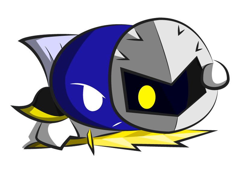 Meta knights eyes by. Knight clipart victorious