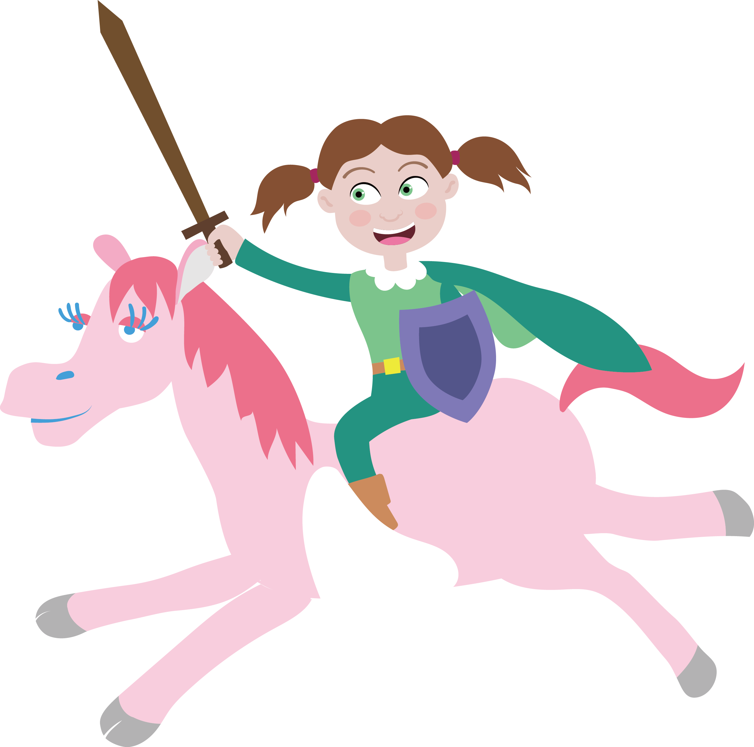 Female frames illustrations hd. Knight clipart victorious