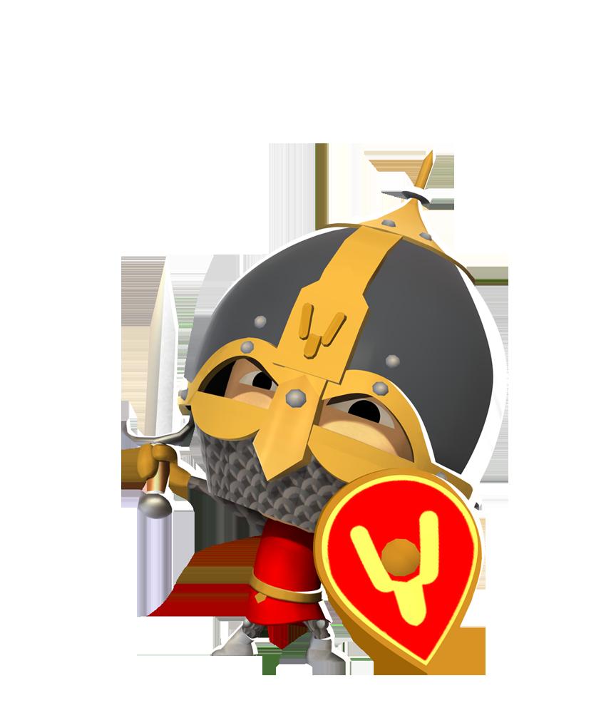 Boris the kievan world. Warrior clipart knight
