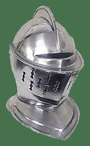 Knight helmet png. Medieval transparent stickpng