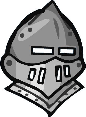 knight helmet png