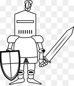 3 clipart knights. Free download knight middle