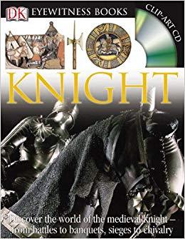 Knights clipart book. Knight dk eyewitness books