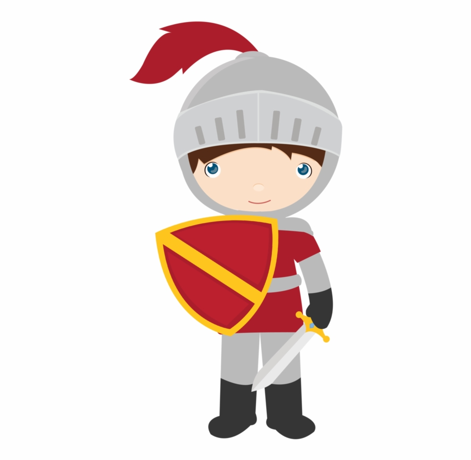 Knights clipart cute knight. Castle mike the fun