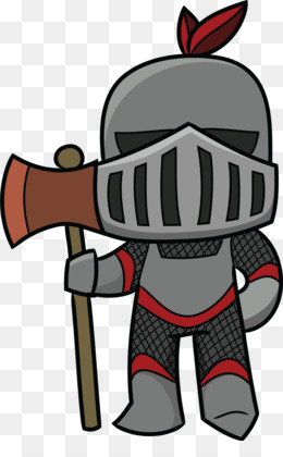 Knight cartoon png download. Knights clipart dark ages