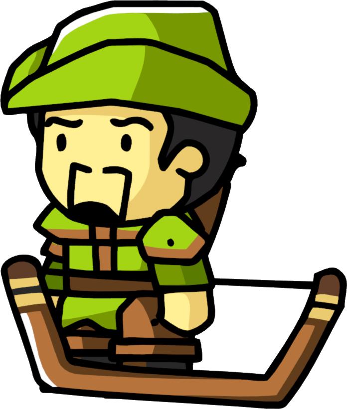 Scribblenauts wiki fandom powered. Knights clipart medieval archer