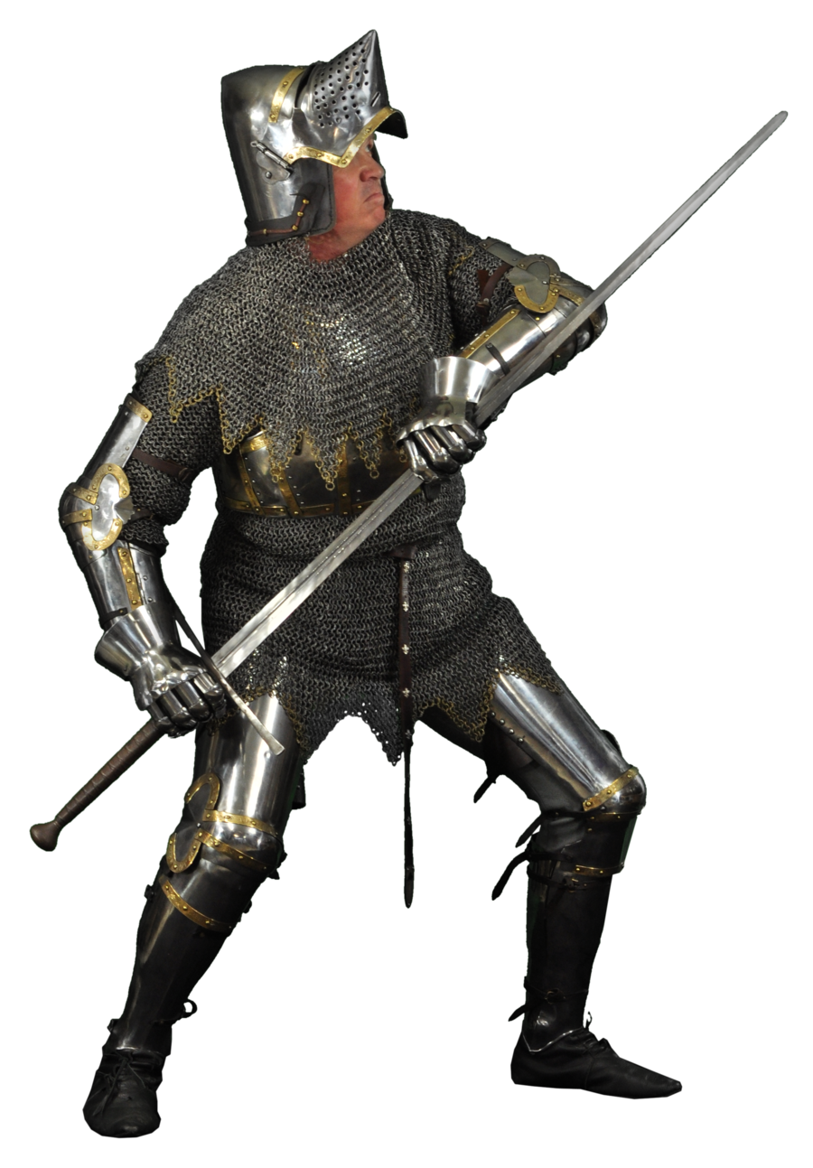 Knights clipart medieval army. History of weapons early