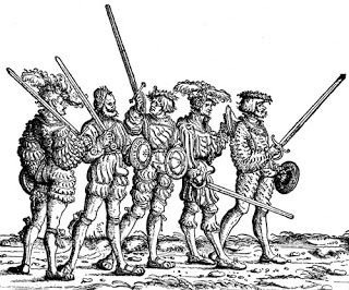 Knights clipart medieval army. Clip art vector free