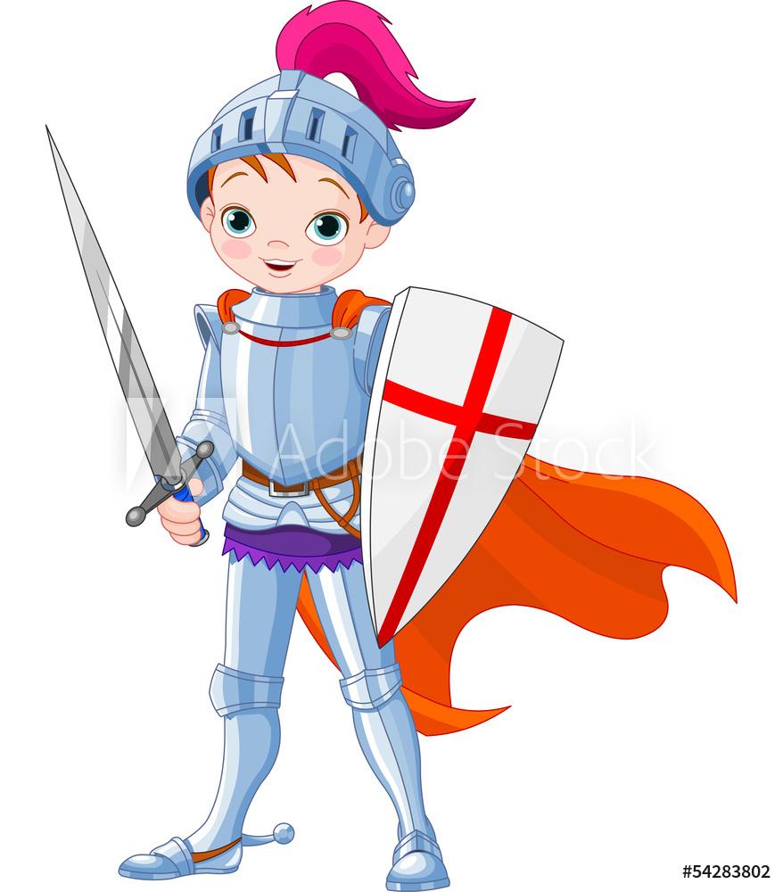 Wall murals nikkel art. Knights clipart medieval knight