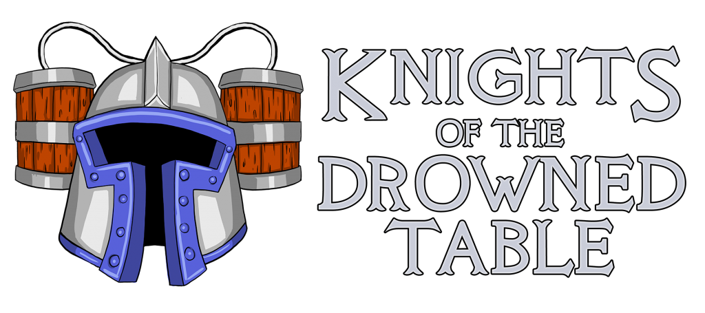 Knights of the drowned. Knight clipart menacing
