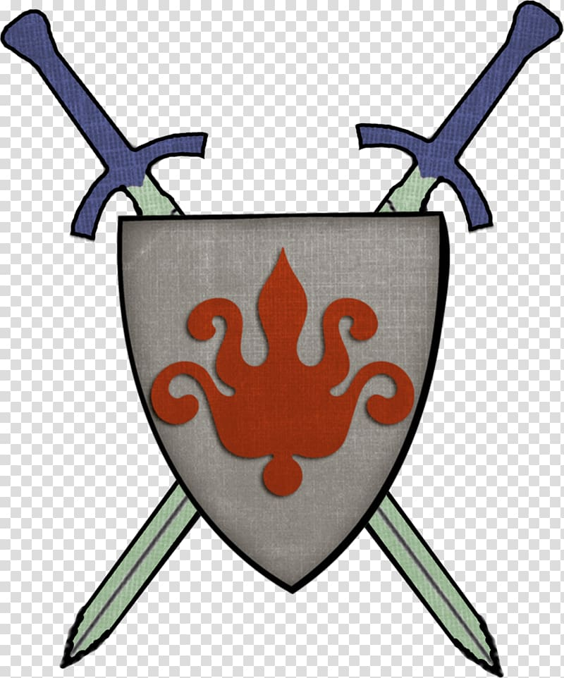 Shield knight sword transparent. Knights clipart middle ages