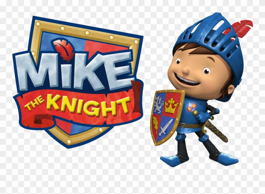 A fb f png. Knights clipart mike the knight