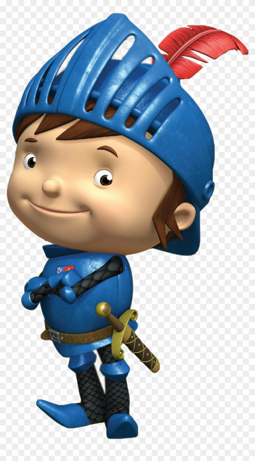 Cartoon hd . Knights clipart mike the knight