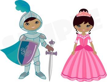 Knights clipart princess. And knight clip art