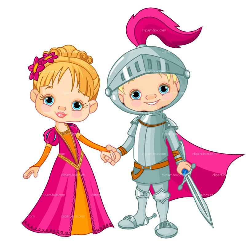 And knight . Knights clipart princess