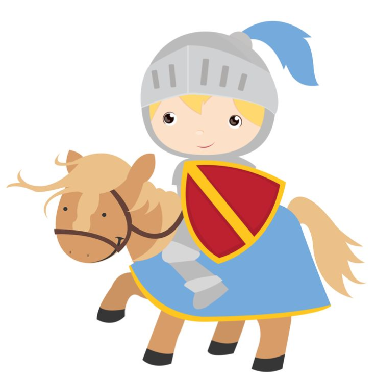 Dragons tipton county library. Knights clipart slayed dragon