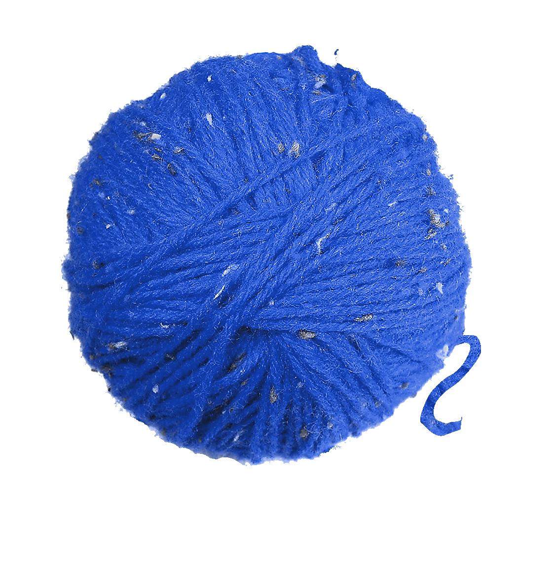 Yarnball free images at. Knitting clipart blue yarn