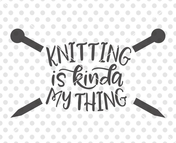 Knitting clipart file. Pin on products