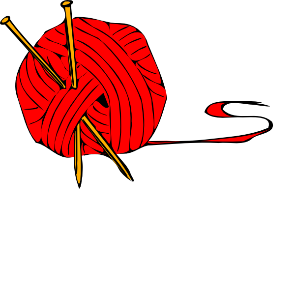 Png yarn and knitting. Needle clipart medical administration