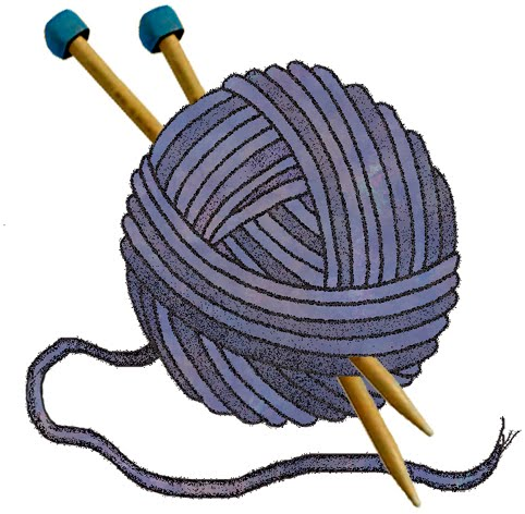 Knitting clipart yarn. Free needles cliparts download