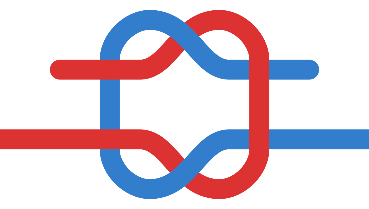 Knot clipart bind. File square svg wikipedia