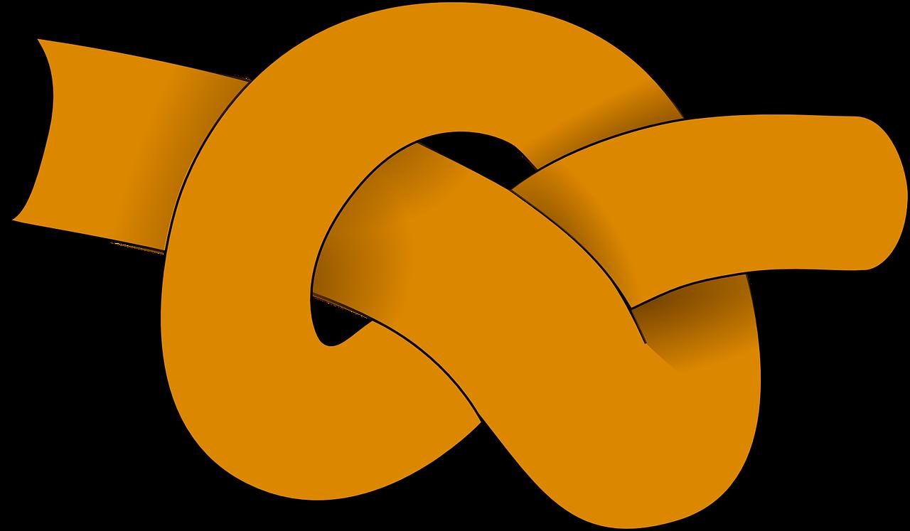 Clip art . Knot clipart juncture