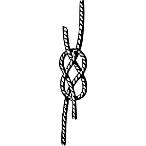 Free cliparts download clip. Knot clipart knotted rope