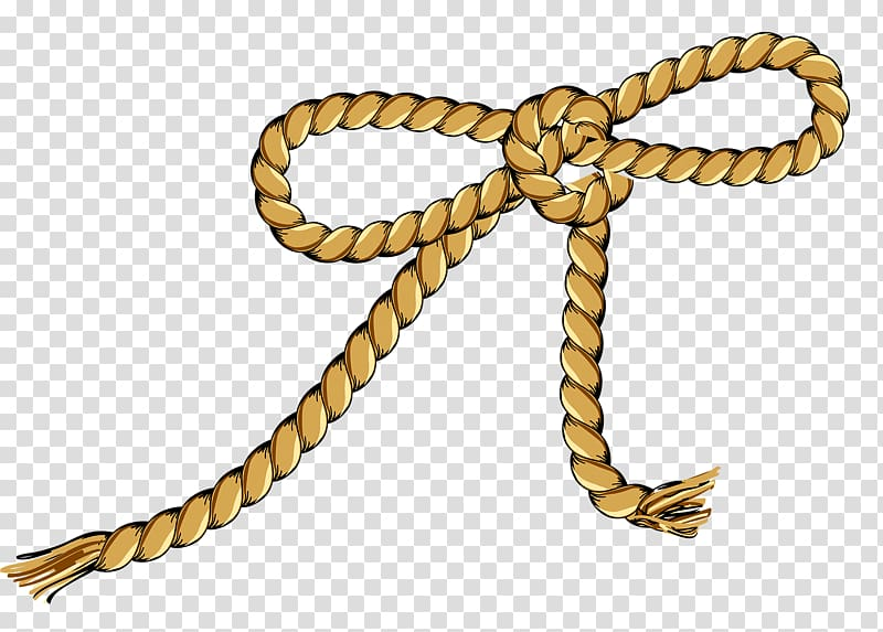 Hanging transparent background png. Knot clipart rope bow