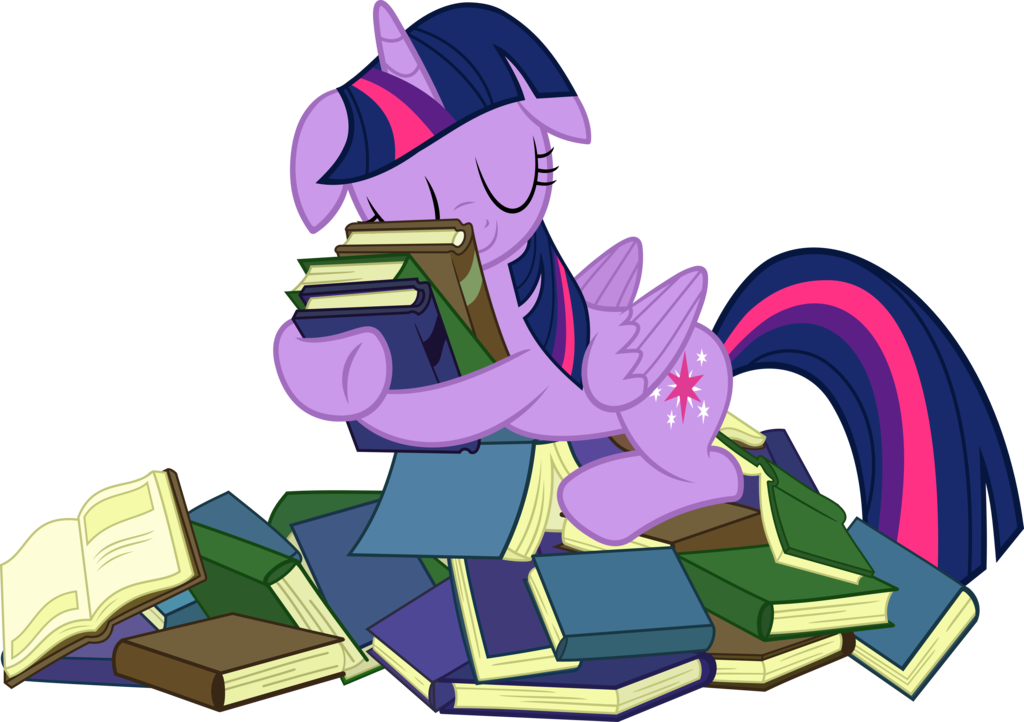 Knowledge clipart fiction book. Twi loves her books