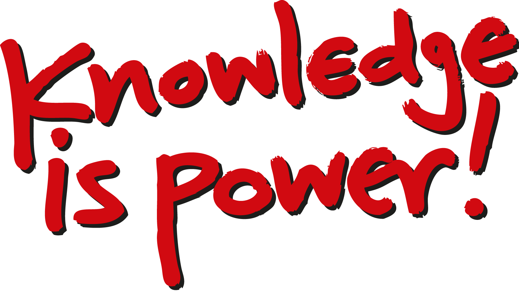 Is. Knowledge clipart knowledge power