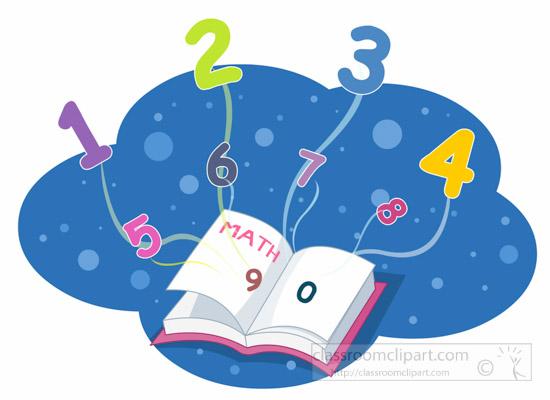 Number clipart mathematics. Maths hollins grundy primary