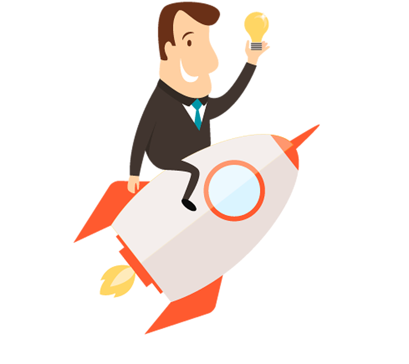 Professional clipart successful career. How to build superb