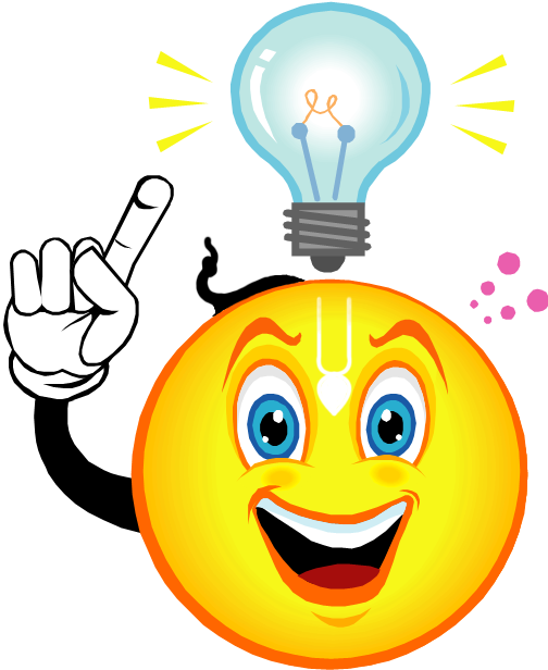 Knowledge clipart quiz time. Vedic test your with