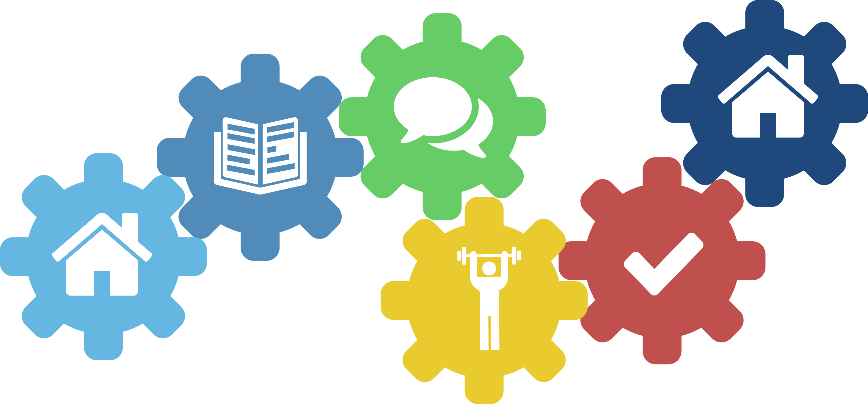 Teaching materials for retention. Knowledge clipart schema