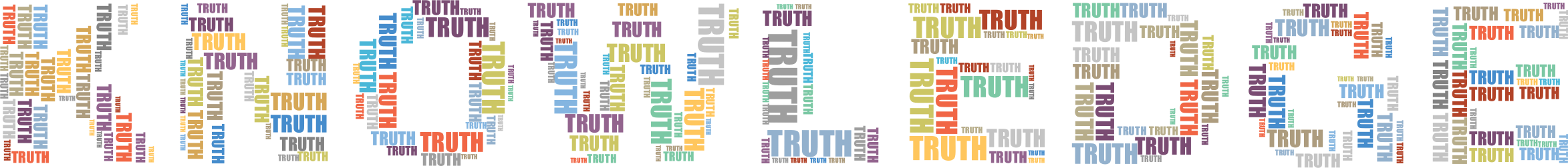 And truth big image. Knowledge clipart wisdom