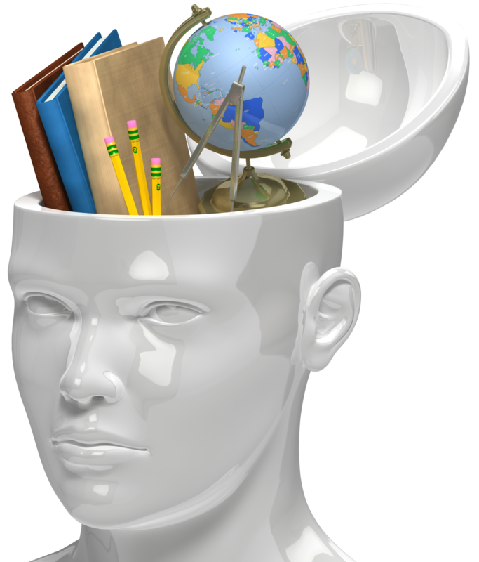 Chapter idol portfolio head. Knowledge clipart world knowledge