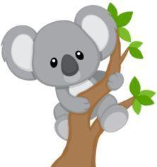 Station . Koala clipart