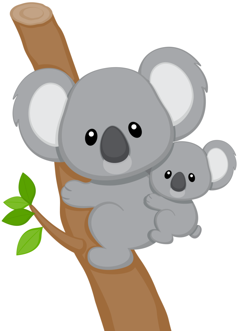 Koala png pinterest clip. Movement clipart animal movement