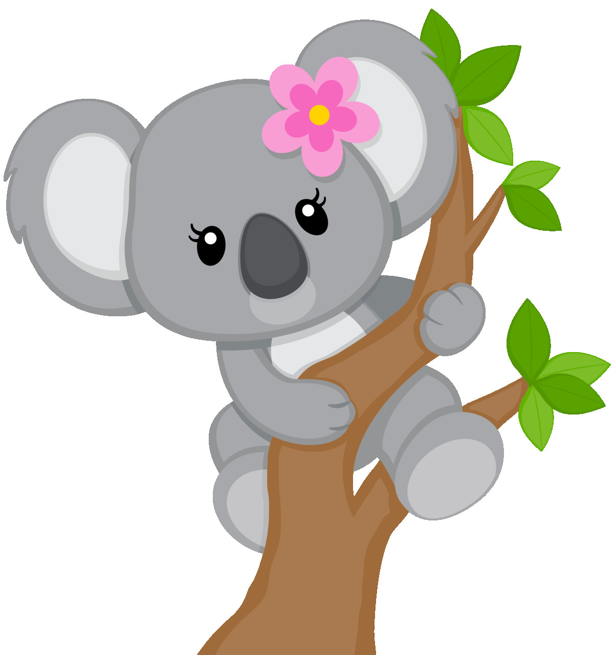 Koala clipart. Free transitionsfv df daa