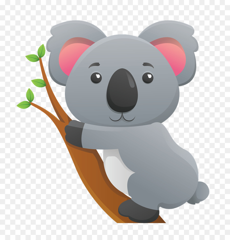 Koala clipart cartoon panda. Png download free transparent